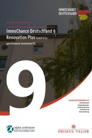 Verkaufsprospekt ICD 9
